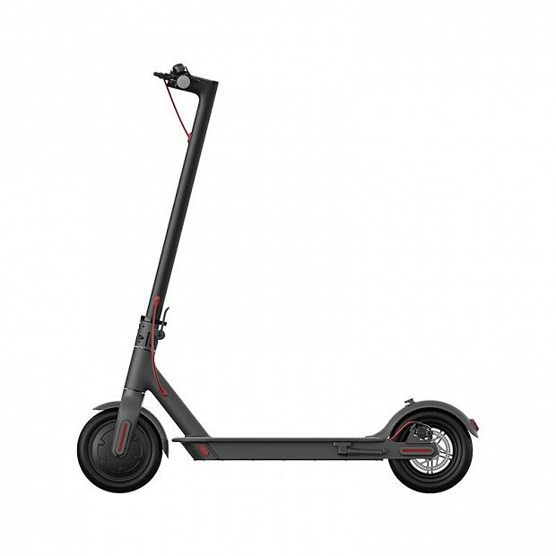 Электросамокат Xiaomi Mijia Electric Scooter 1S (Black/Черный)
